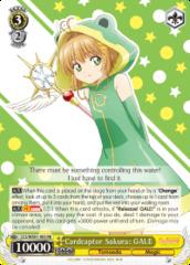 Cardcaptor Sakura: GALE - CCS/WX01-003 - RR