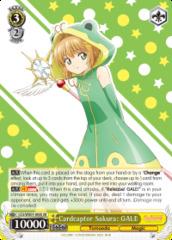 Cardcaptor Sakura: GALE - CCS/WX01-003S - SR