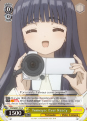Tomoyo: Ever Ready - CCS/WX01-013 - U