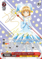 Cardcaptor Sakura: REFLECT - CCS/WX01-057SP - SP