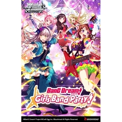 Weiss Schwarz: BanG Dream! Girls Band Party! MULTI LIVE