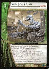 Weapons Lab - Foil