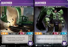 Scavenger // Mining And Salvage (Wave 2A // Devastator)