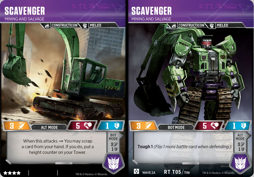 Scavenger - Mining And Salvage (Wave 2A - Devastator)