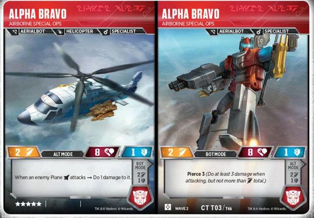 Alpha Bravo // Airborne Special Ops