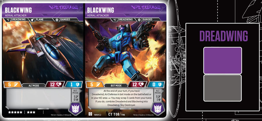 Blackwing // Aerial Attacker