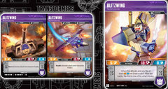 Blitzwing - Relentless Foe