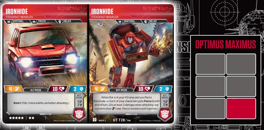 Ironhide // Steadfast Brawler