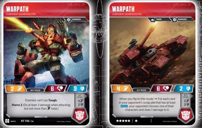 Warpath // Confident Sharpshooter