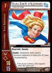Kara Zor-El - Supergirl, Lost in Time - Foil