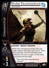 Dark Thanagarian, Mockery - Foil