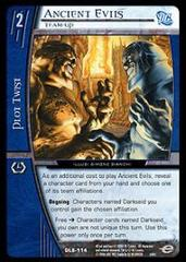 Ancient Evils, Team-Up - Foil