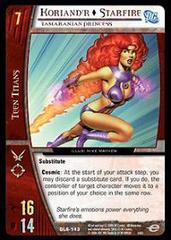 Koriand'r - Starfire, Tamaranian Princess - Foil
