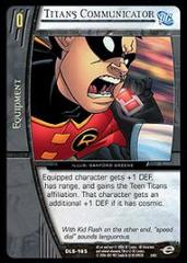 Titans Communicator - Foil