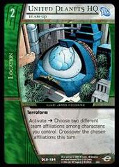 United Planets HQ, Team-Up - Foil