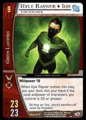 Kyle Rayner - Foil