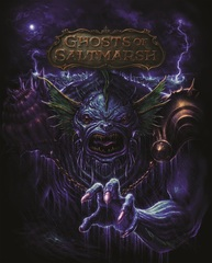 Dungeons & Dragons RPG - Ghosts of Saltmarsh - Limited Edition Cover (5th Edition)