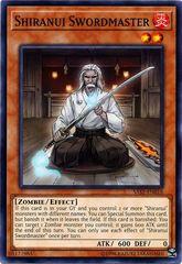 Shiranui Swordmaster - SAST-EN018 - Common - Unlimited Edition
