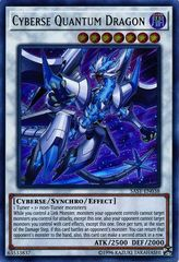 Cyberse Quantum Dragon - SAST-EN038 - Ultra Rare - Unlimited Edition