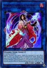 Shiranui Skillsaga Supremacy - SAST-EN054 - Ultra Rare - Unlimited Edition