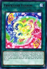 Trickstar Fusion - SAST-EN059 - Rare - Unlimited Edition on Channel Fireball