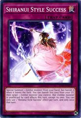 Shiranui Style Success - SAST-EN074 - Common - Unlimited Edition