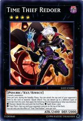 Time Thief Redoer - SAST-EN085 - Common - Unlimited Edition