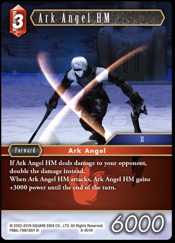 Ark Angel HM - 8-001R