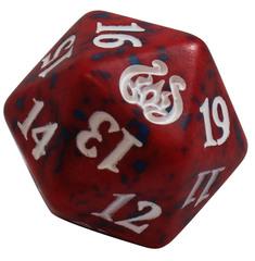 Magic Spindown Die - Aether Revolt - Red
