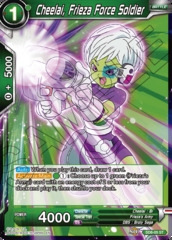Cheelai, Frieza Force Soldier - SD8-05 - ST - Parallel Foil