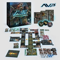 AVP 2nd Ed: Hot Landing Zone