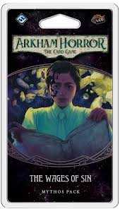 Arkham Horror LCG: The Wages of Sin - Mythos Pack