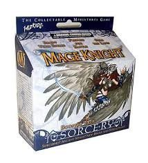 Mage Knight Sorcery Booster Pack