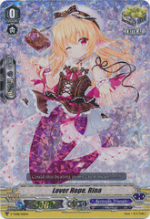 Lover Hope, Lina - V-TD08/012EN - RRR - Foil on Channel Fireball