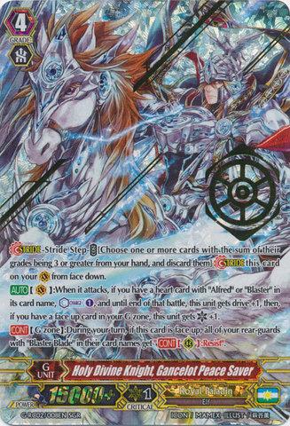 Holy Divine Knight, Gancelot Peace Saver - G-RC02/008EN - SGR