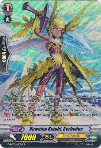 Dawning Knight, Gorboduc - G-RC02/060EN - R