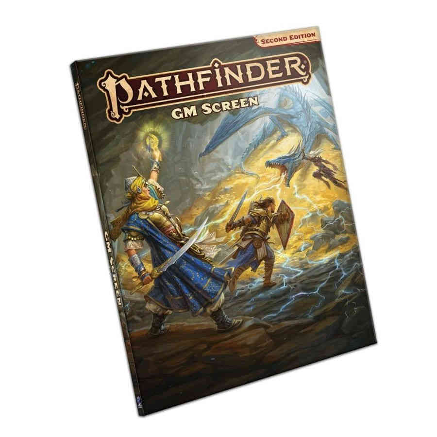 Pathfinder RPG (Second Edition): GM Screen - Pathfinder