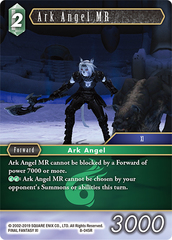 Ark Angel MR - 8-045R - Foil on Channel Fireball
