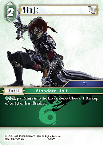 Ninja - 8-057C