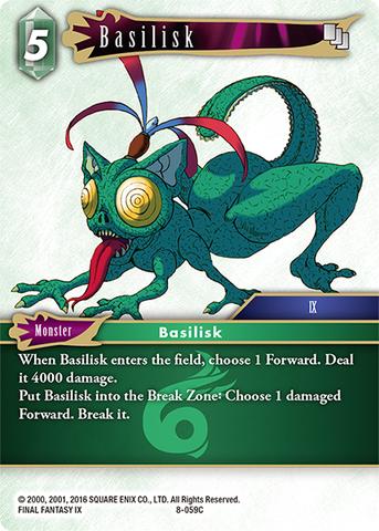 Basilisk - 8-059C