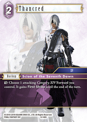 Thancred - 8-146S - Foil