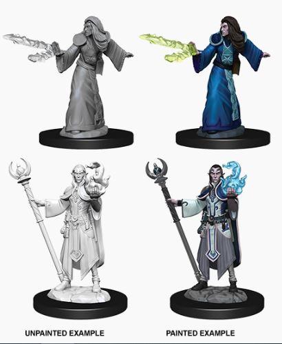 Nolzurs Marvelous Miniatures - Male Elf Wizard