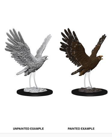 Pathfinder Battles Unpainted Minis - WAVE9 - Giant Eagle