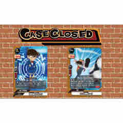 Ace Trial Deck Cross V1 - Case Closed - Side:White