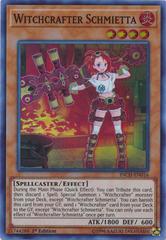 Witchcrafter Schmietta - INCH-EN016 - Super Rare - 1st Edition