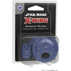 Star Wars X-Wing - Second Edition - Separatist Alliance Maneuver Dial Upgrade Kit