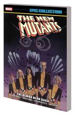 New Mutants Epic Collection Tp Demon Bear Saga (STL120114)