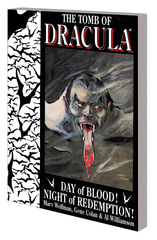 Tomb Of Dracula Tp Day Of Blood Night Of Redemption (STL120184)