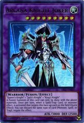 Arcana Knight Joker - SBLS-EN007 - Ultra Rare - 1st Edition on Channel Fireball