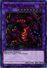 Meteor B. Dragon - SBLS-EN013 - Super Rare - 1st Edition on Channel Fireball
